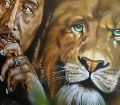 Marley and The Lion