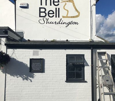 The Bell – Pub Signage