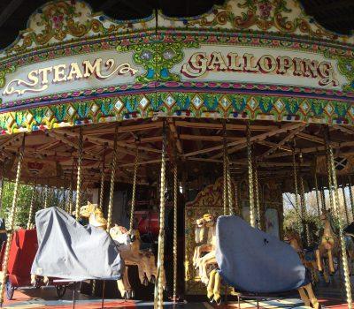 Galloping Steam!