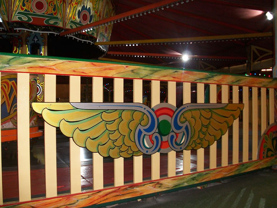 Fairground Wings