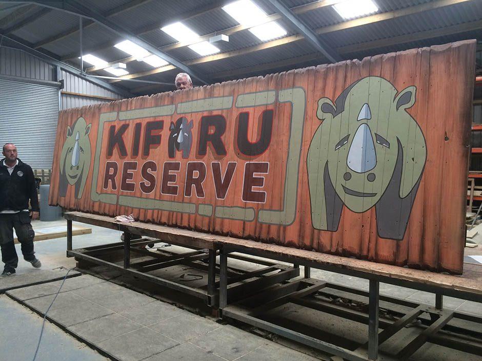 Kifaru Reserve