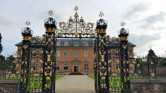 Ornate Gates and Tredegar House