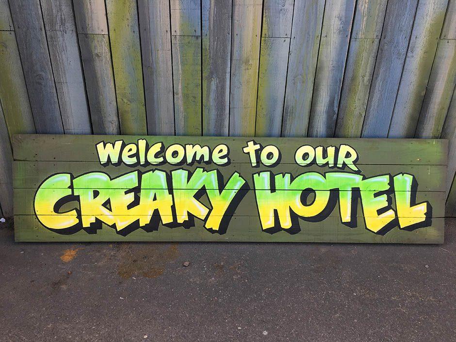 Creaky Hotel