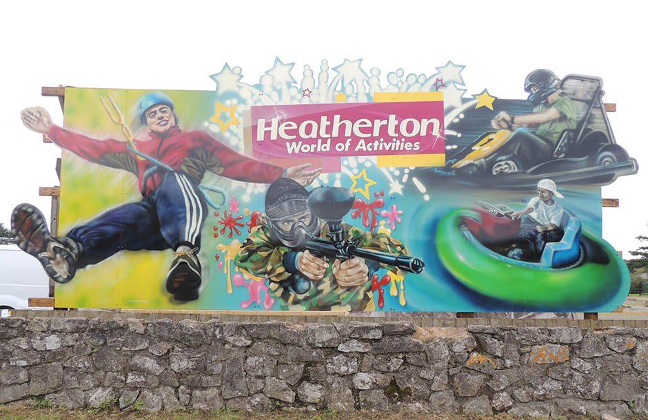 Heatherton World of Adventure