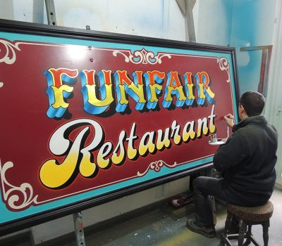 Funfair Restaurant