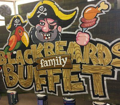 Bumblebeards Family Buffet