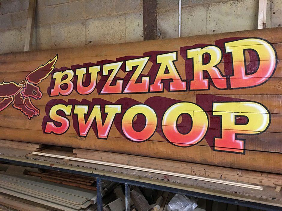 Buzzard Swoop