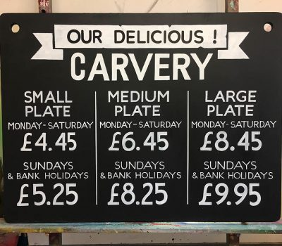Our Delicious Carvery