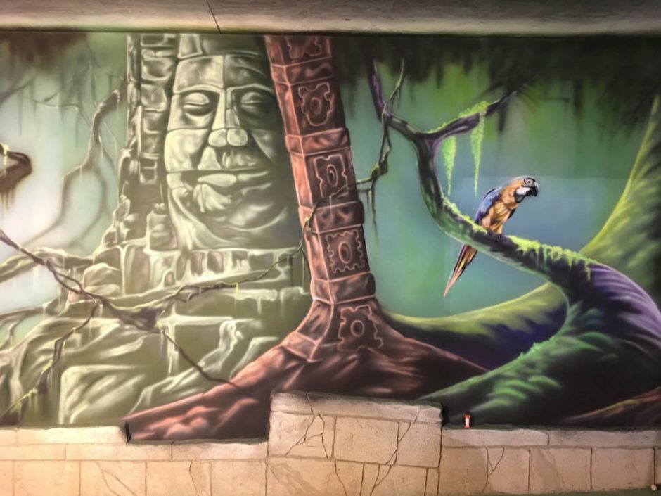 The Parrot and The Lost City