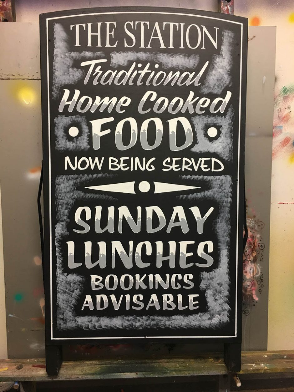 The Station – Sunday Lunches