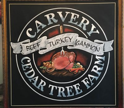 Cedar Tree Farm Carvery