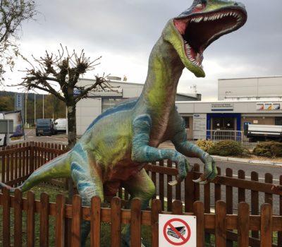 The Angry Raptor