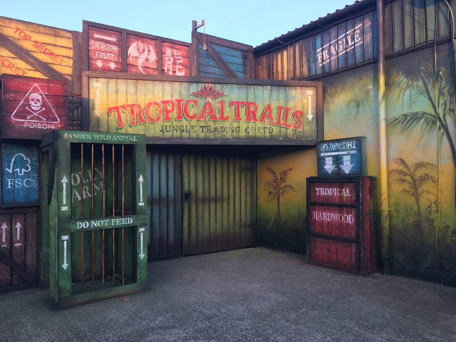 Jungle Trading