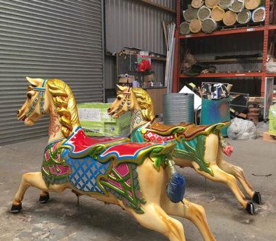 Fairground Horse