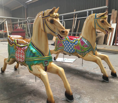 Fairground Gallopers